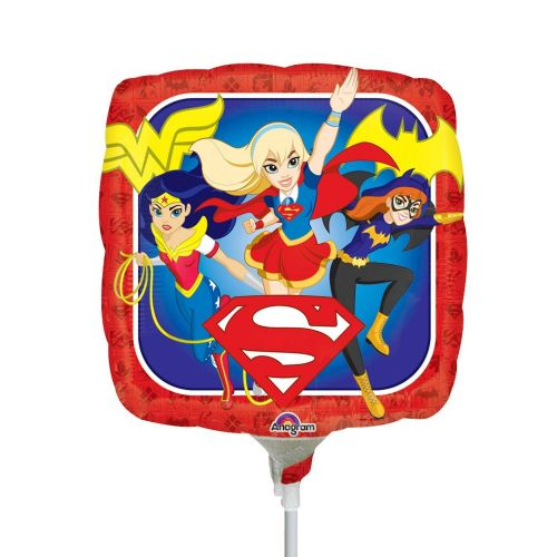 DC Super Hero Girls Mini Flat
